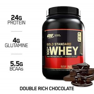 Best Buy: Optimum Nutrition Gold Standard 100% Whey Powder