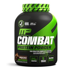 Best For Its Money: MusclePharm Combat Protein Powder