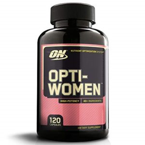 Best Multivitamin complex: Optimum Nutrition Opti-Women