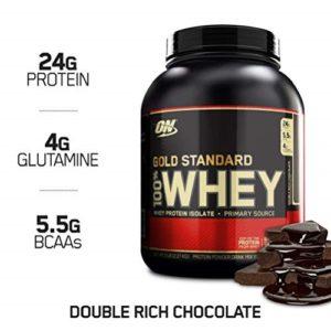 Best One: Optimum Nutrition Gold Standard Whey