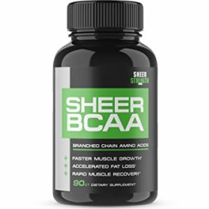 Best tablets: SHEER BCAA Capsules