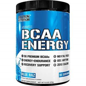 Delicious Thing: Evlution Nutrition BCAA Energy