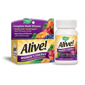 Energy Saver: Alive! Women's Energy Formula