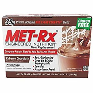 Food Substitute: MET-Rx Original Meal Replacement Protein Powder