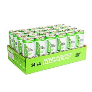 Zero Sugar: Kill Cliff Electrolyte Recovery Drink