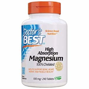 Night Tablets: High Absorption Magnesium tablets from Doctor's Best