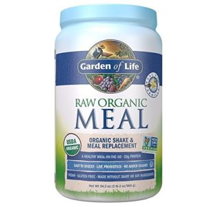 Soy-Free Miracle: Garden of Life Organic Raw Plant Based Protein Powder
