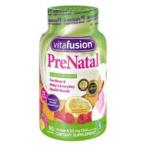 Super Gummy: Vitafusion PreNatal Gummy Vitamins