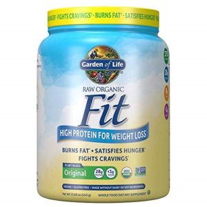 Test Results: Garden of Life Organic Raw Fit (Best for Weight Loss)