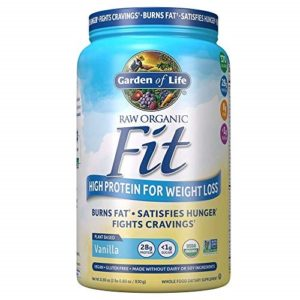 Test Results: Garden of Life Organic Raw Fit (Top Choice)