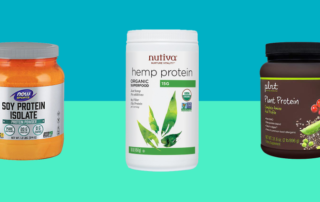 The 7 Best Vegan Protein Powders of 2019