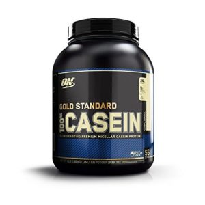 Top Casein: Optimum Nutrition Gold Standard 100% Casein Protein Powder