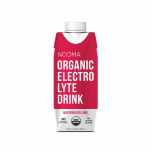 Top Choice: NOOMA Organic Electrolyte Drink