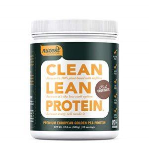 Top Choice: Nuzest Clean Lean Protein