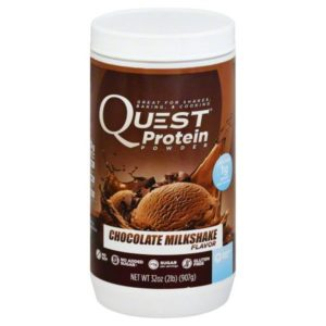 Top Choice: Quest Nutrition Protein Powder