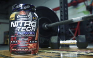 Top Choice for everyone: MuscleTech NitroTech Pure Whey Protein